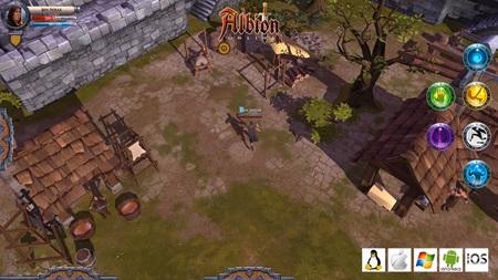 Albion Online pri vydan� nebude free-to-play
