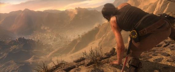 T�denn�k - Div�zia a Lara Croft v nasaden�