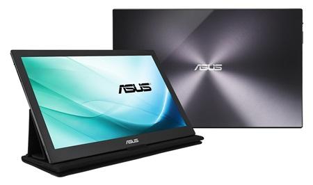 Asus na CES predstavil zakrivený a 4K monitor, mobil so zoomom