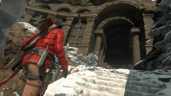Zábery nám ukazujú PC verziu Rise of the Tomb Raider v 4K rozlíšení