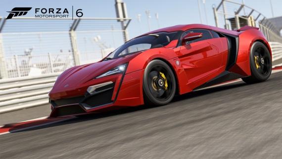 Forza Motorsport 6 dostáva nový balík vozidiel