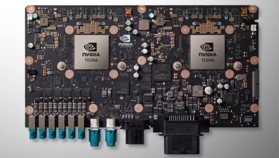 Nvidia na CES ohlásila Drive PX 2, systém s Pascal čipmi