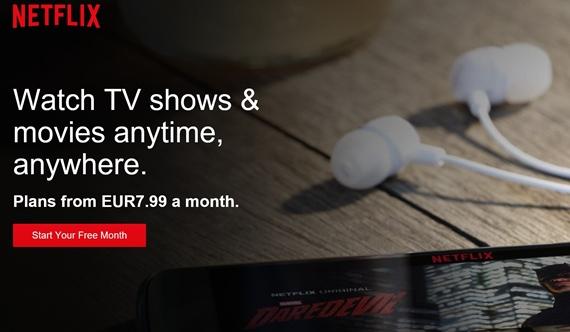 Netflix je dostupný celosvetovo a aj na Slovensku!