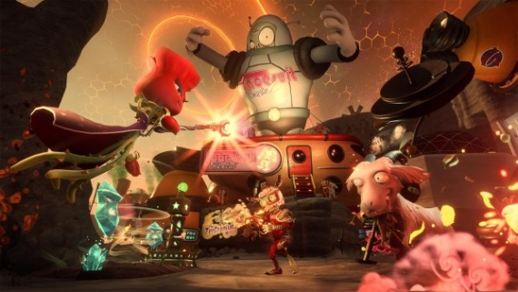 Beta Plants vs Zombies: Garden Warfare 2 je za rohom