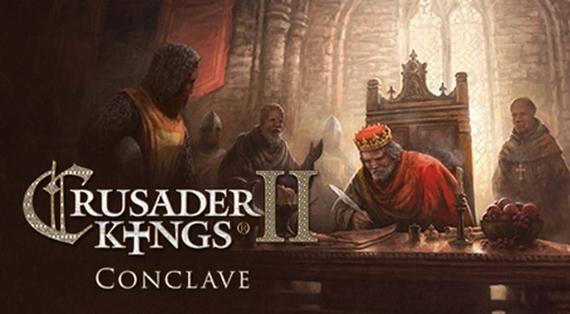 Crusader Kings II dostane novú expanziu Conclave