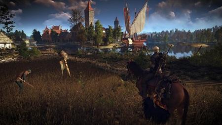 Pozrite sa na Witcher 3: Wild Hunt s aktualizovaným Super Turbo Lighting modom
