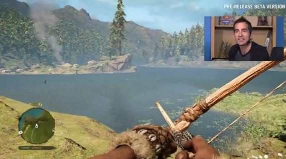 Ubisoft pon�kol dve hodiny hrate�nosti z Far Cry Primal