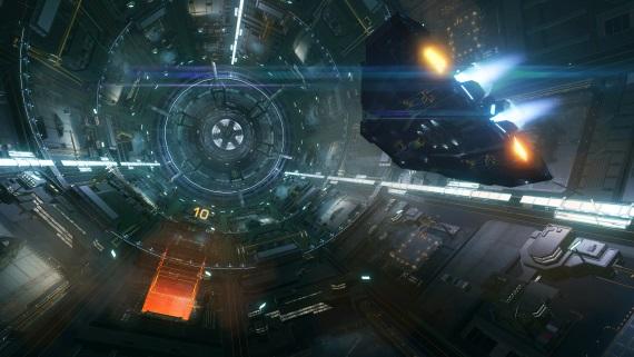 500 hr��ov Elite: Dangerous je na ceste za presk�man�m okraja galaxie