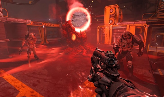 Doom sa postupne odkrýva
