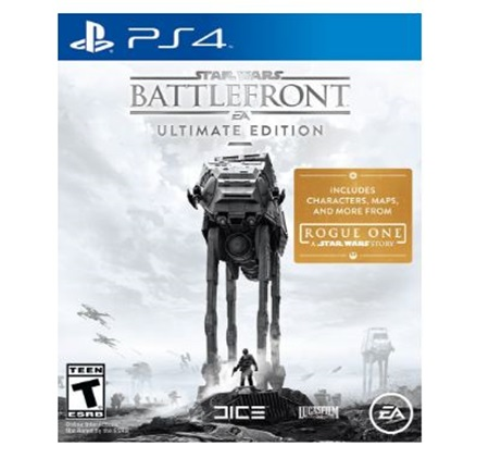 EA predstavilo Star Wars Battlefront Ultimate Edition