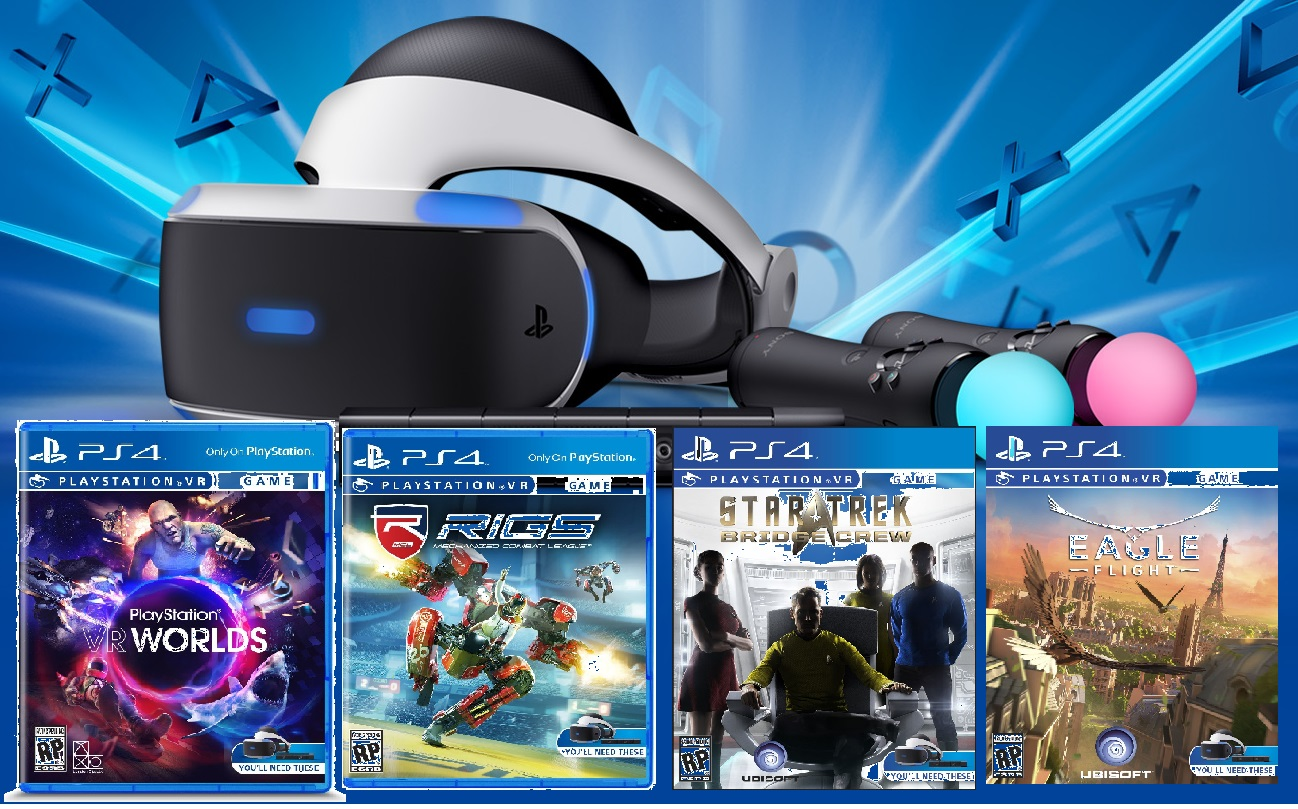 playstation vr predstavuje launch tituly vyberiete si. Black Bedroom Furniture Sets. Home Design Ideas