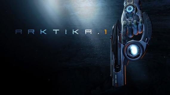 Autori Metro série sa púšťajú do vôd virtuálnej reality s akčnou strieľačkou Arktika 1