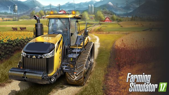 Re: Farming Simulator 17 (2016)