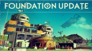No Man's Sky predstavuje detaily Foundation Update