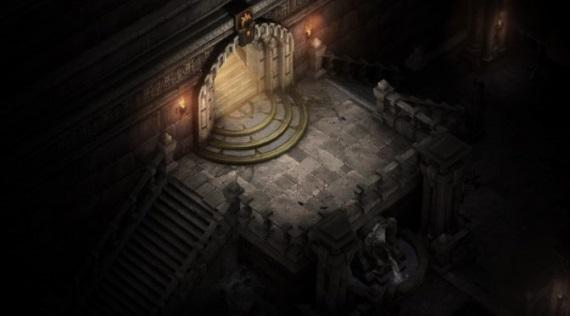 Prvé Diablo prepracované do Diabla III ukazuje svoj temný svet