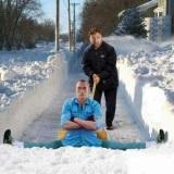 Dreamteam na odhŕňanie snehu