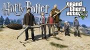 Harry Potter našiel nový domov v Los Santos