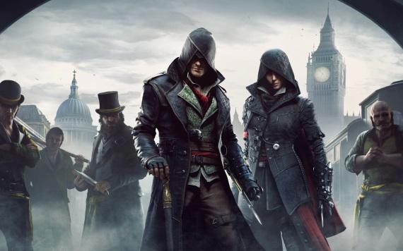 Assassin's Creed: Syndicate o�ami �esk�ch tvorcov