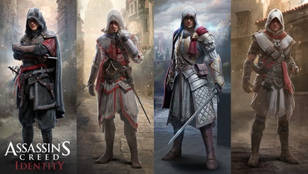 Ubisoft tento mesiac vyd� Assassin�s Creed Identity