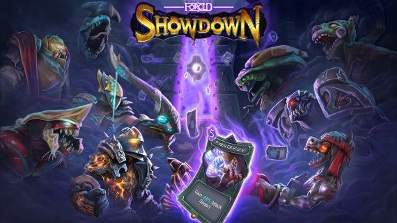 Forced Showdown vstúpi koncom marca do galaktickej arény