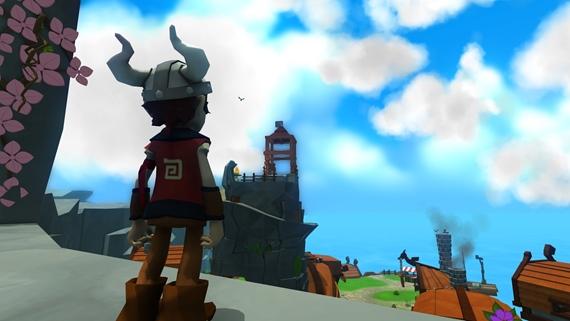 Cornerstone pripravuje mladého Vikinga na dobrodružnú výpravu