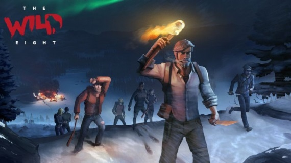 Kooperat�vny survival The Wild Eight mieri na PC a Xbox One
