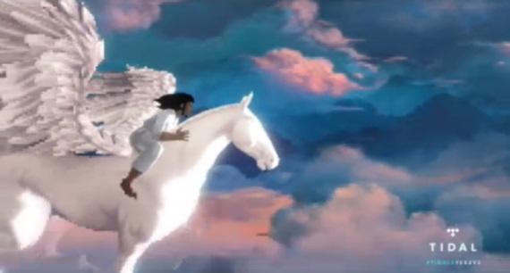 Kanye West ukázal útržky zo svojej hry