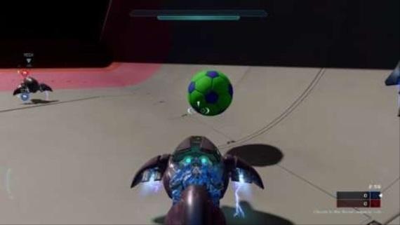 V Halo 5 si už vďaka fanúšikovi môžete zahrať aj Rocket League
