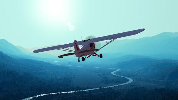 Dovetail štúdio ohlásilo prílet dvoch leteckých simulátorov, nasledovníkov Flight Simulatora
