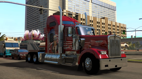 Do American Truck Simulator prich�dza americk� legenda a nieko�ko �al��ch zmien