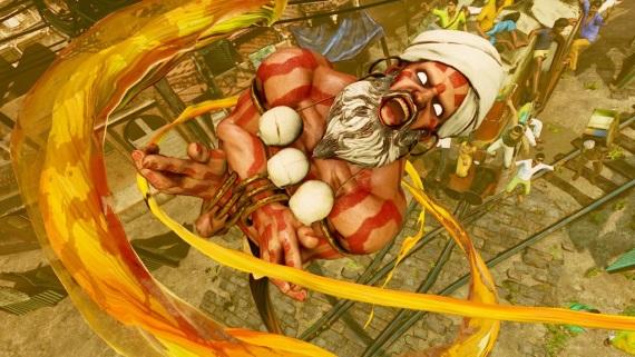 Príbehový režim pre Street Fighter V bude len na hodinku, dve