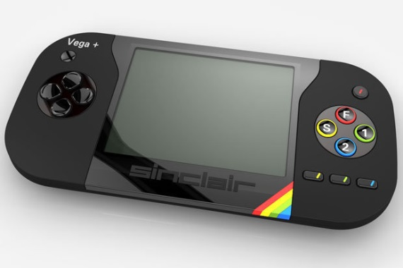 ZX Spectrum sa vracia ako handheld so 14 tis�c hrami