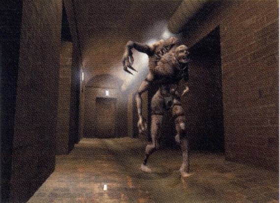 Pozrite sa na zru�en� psychologick� horor Neroscope pre PS2