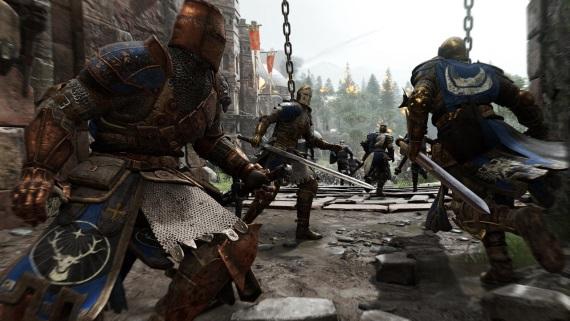 Ubisoft po��ta s t�m, �e For Honor nebude l�ma� predajn� rekordy