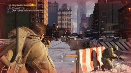 Ubisoft chcel RPG v štýle Toma Clancyho a tak vzniklo The Division