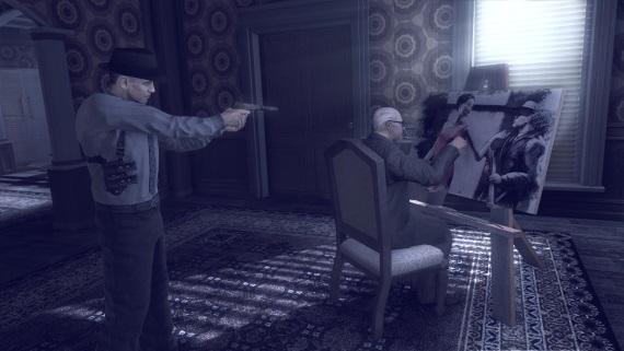 Kto sa postav� do cesty Agentovi 47? Jedine Agent Alekhine z Alekhine�s Gun