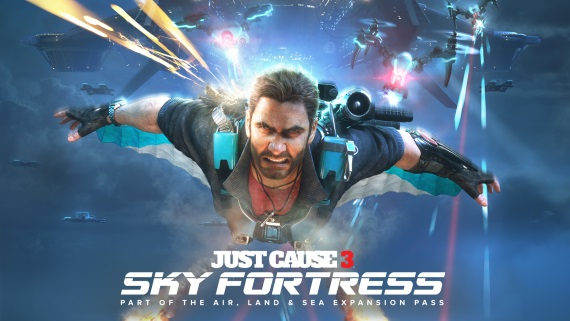 Just Cause 3 predstavil Air, Land & Sea expansion pass