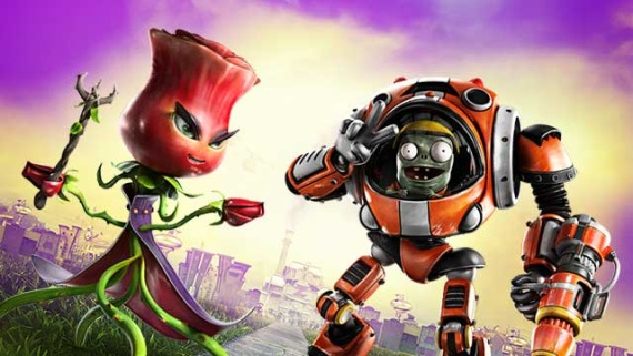Plants vs Zombies: Garden Warfare 2 sa v recenziách darí