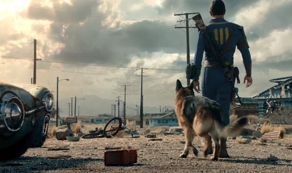 DICE ocenenia vyhral Fallout 4