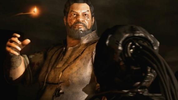 Opitý majster Bo' Rai Cho z Mortal Kombat X sa predvádza