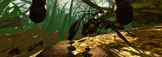 V�voj�ri Ant Simulator minuli peniaze na v�voj hry za alkohol a stript�rky