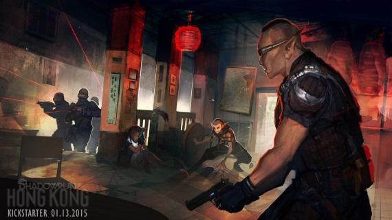 Shadowrun: Hong Kong dostane nieko�ko hod�n nov�ho obsahu zadarmo