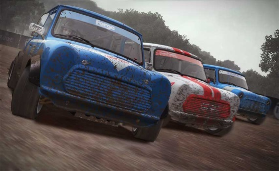Hr��i DiRT Rally sa m��u te�i� na nov� obsah