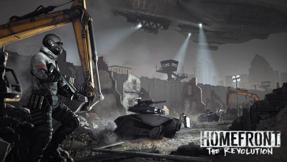 Homefront: The Revolution bude obsahovať mikrotransakcie, no DLC dostanete zadarmo
