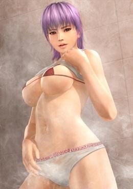 Dead or Alive Xtreme 3 ukazuje kúpeľňové plagáty