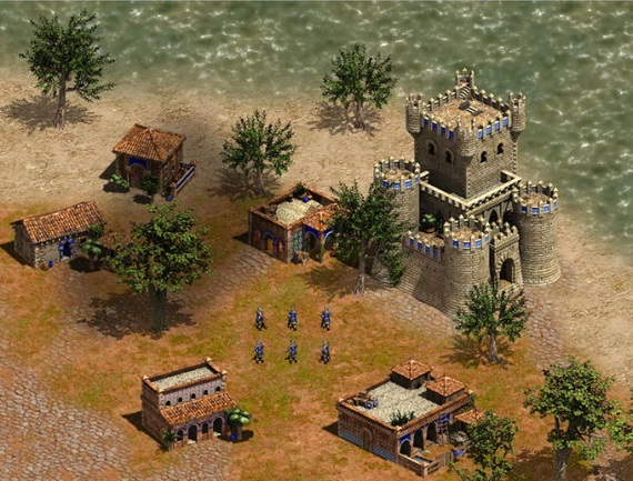 Feudal Wars, old-school real-time strat�gia v �t�le Age of Empires pre webov� prehliada�