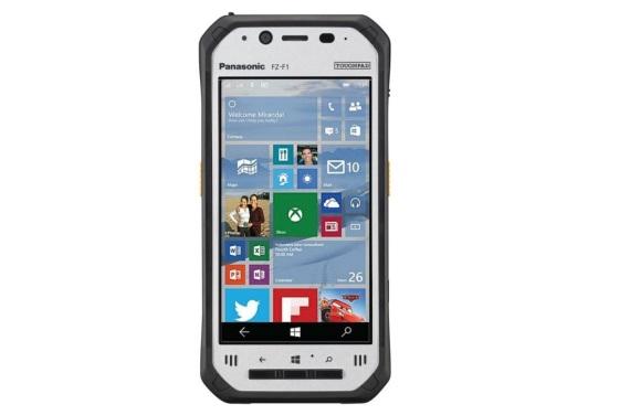 Panasonic tiež pripravil svoj pracovný telefón a to ako s Windows 10, tak aj Androidom