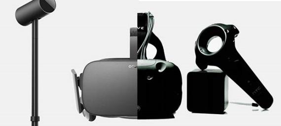 HTC Vive vs Oculus Rift porovnanie minimálnych nárokov