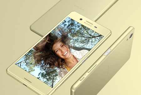 Sony sa v nových mobiloch zameralo na foťáky