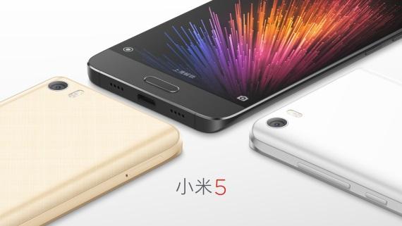 Xiaomi predstavilo MI5